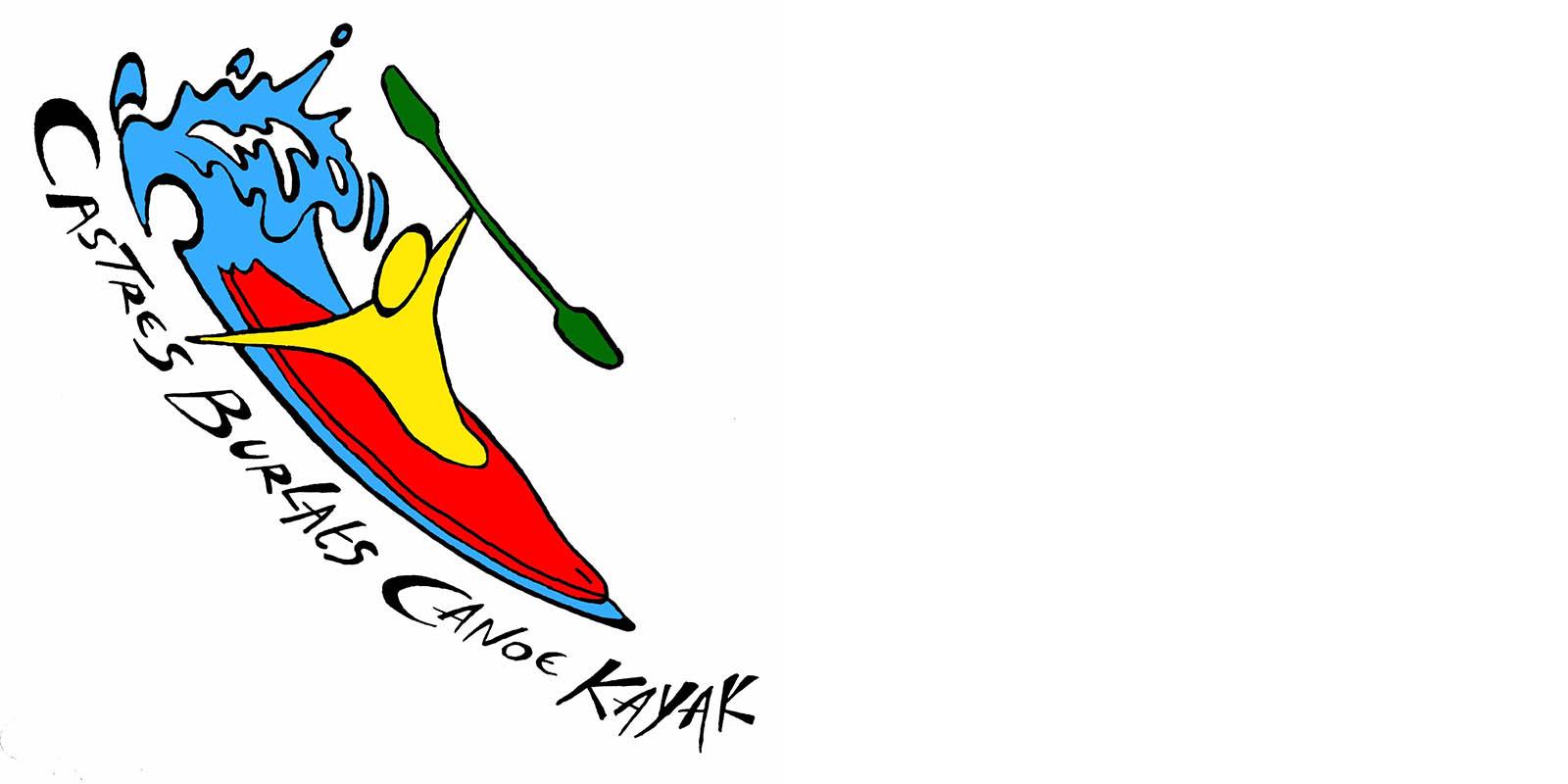 Castres Burlats Canoë Kayak Logo